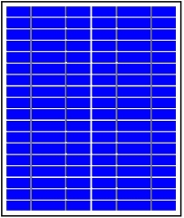 20 Watts 18.0 Volts solar panel 20