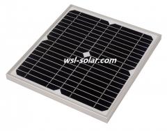 10 Watt 10V Solarmodul 10