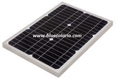 Photovoltaik-Modul 16W 18V 16