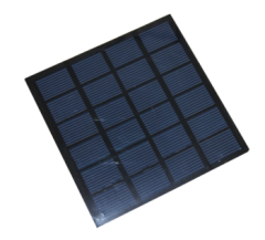 1.7 Watt 6 Volt Solar module