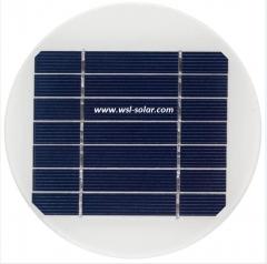 circular solar panel poly crystalline
