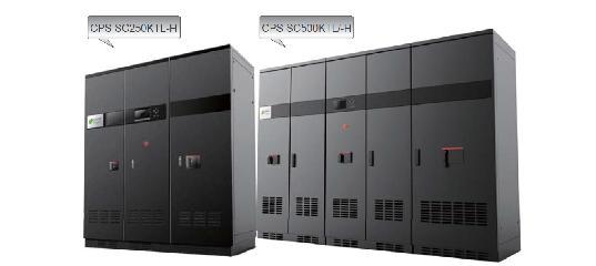 CPS SC250-500KTL-H