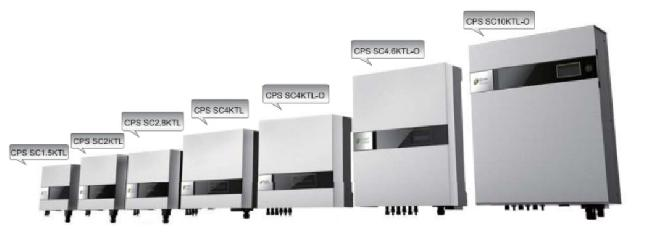 CPS SC1.5-5kW