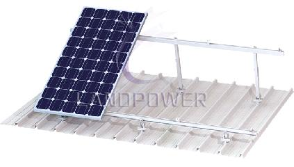 Tilt Angle Flat Solar Mounting Systems