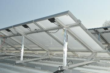 Standard Flat Roof System