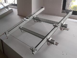 Roof Pitched Mounting System
