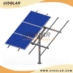 Single Pole Solar Mounting