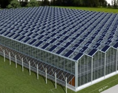 PV Green House Solar Mounting System