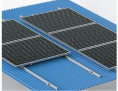 Colour Steel Tile PV Mounting